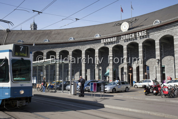Banhof Enge Zürich