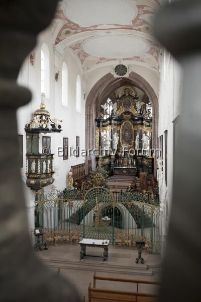 Zurzach, St. Verena