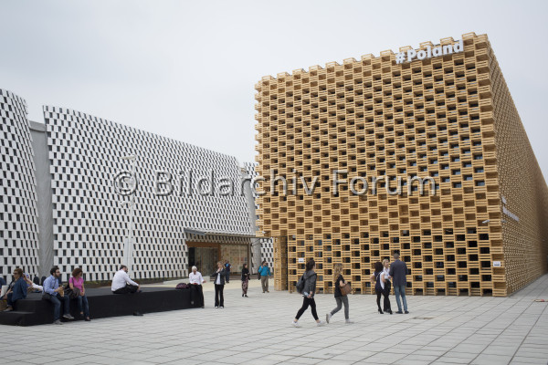Expo 2015 Mailand