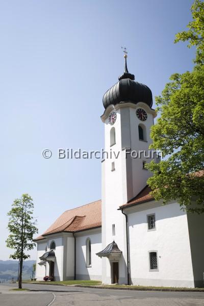 Wallfahrtsort Heiligkreuz Entlebuch