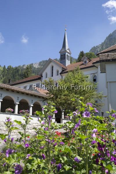 Benediktinerinnenkloster<br /><br /> Maria-Rickenbach<br /><br />