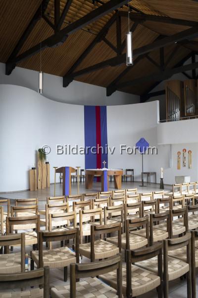Kath. Kirche Hinwil
