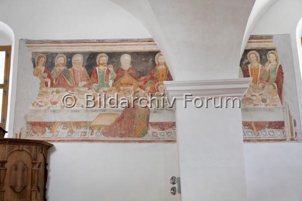 Ref. Kirche San Martino, Bondo