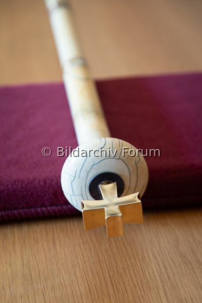 Bischofsstab von Bischof Bonnemain